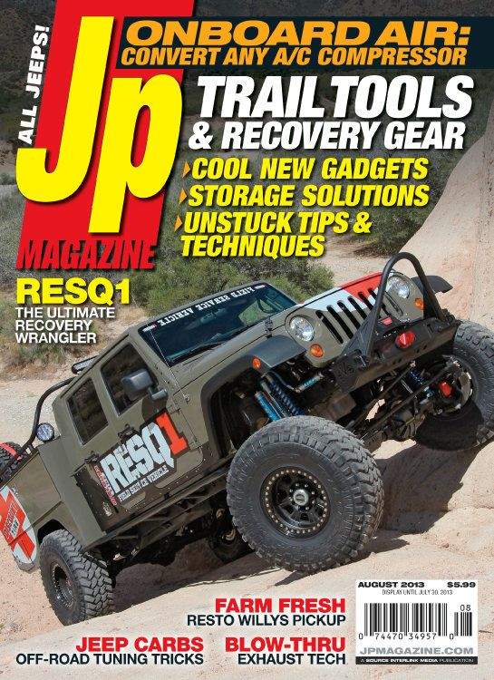 printed sample jeep coffs camp action magazine