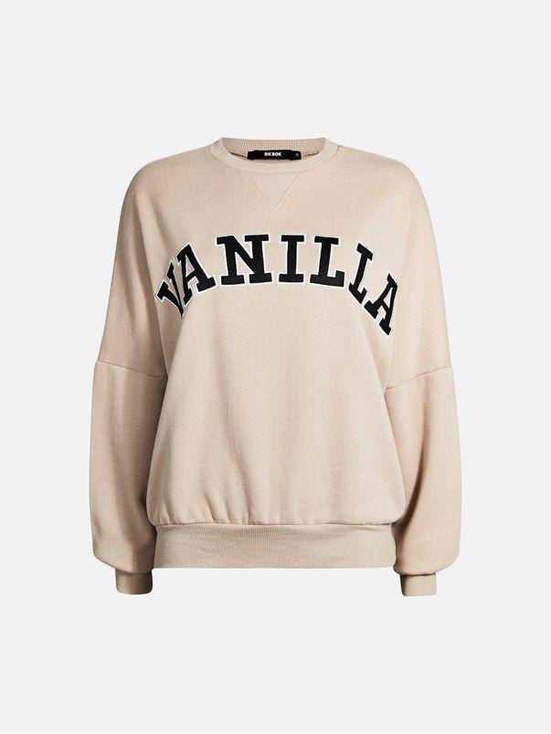 Espresso sweater     Brun   BikBok   Norge