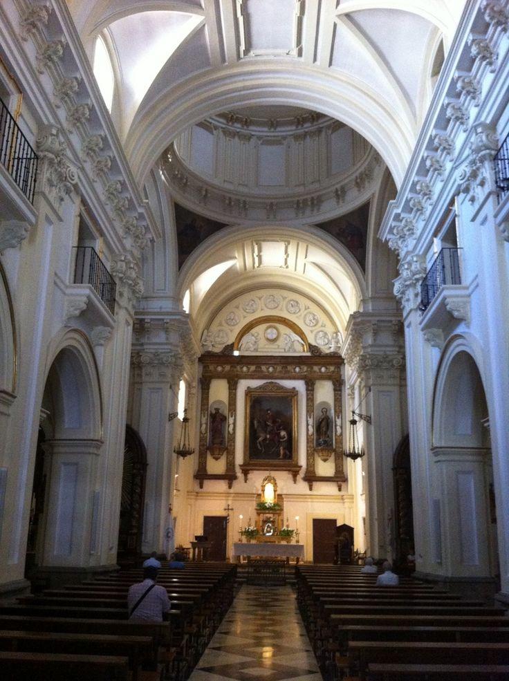 Publicamos la iglesia de San Martín de Tours. #historia #turismo http://www.rutasconhistoria.es/loc/iglesia-de-san-martin-de-tours-madrid