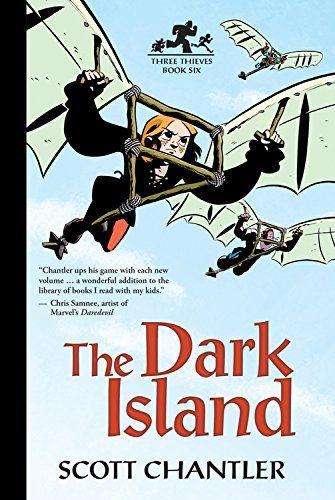 The Dark Island (Three Thieves) by Scott Chantler