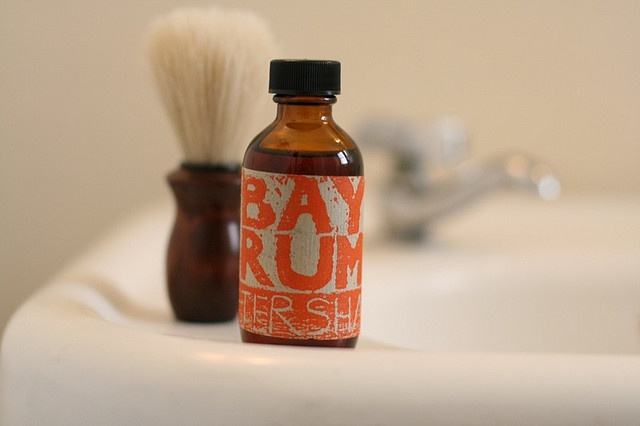 5 DIY aftershave recipes - great father's day idea My Nana had the Bay Rum Aftershave recipe in her papers. Love it!