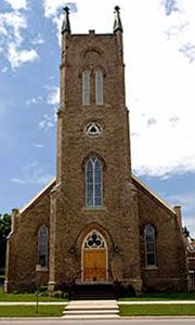 St. James Anglican, Ingersoll, Ontario