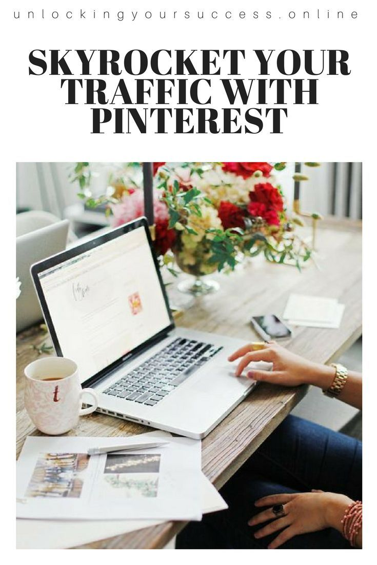 200 million people are on Pinterest monthly. That's 200 million people that can and should be viewing your blog. You can set your blog up for success using only Pinterest as a marketing tool. Pinterest Blog Booster was designed to help you triple your monthly viewers.