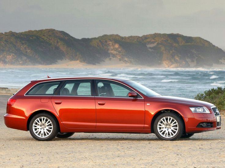 Audi A6 3.0 TDI quattro S-Line Avant ZA-spec (4F,C6)
