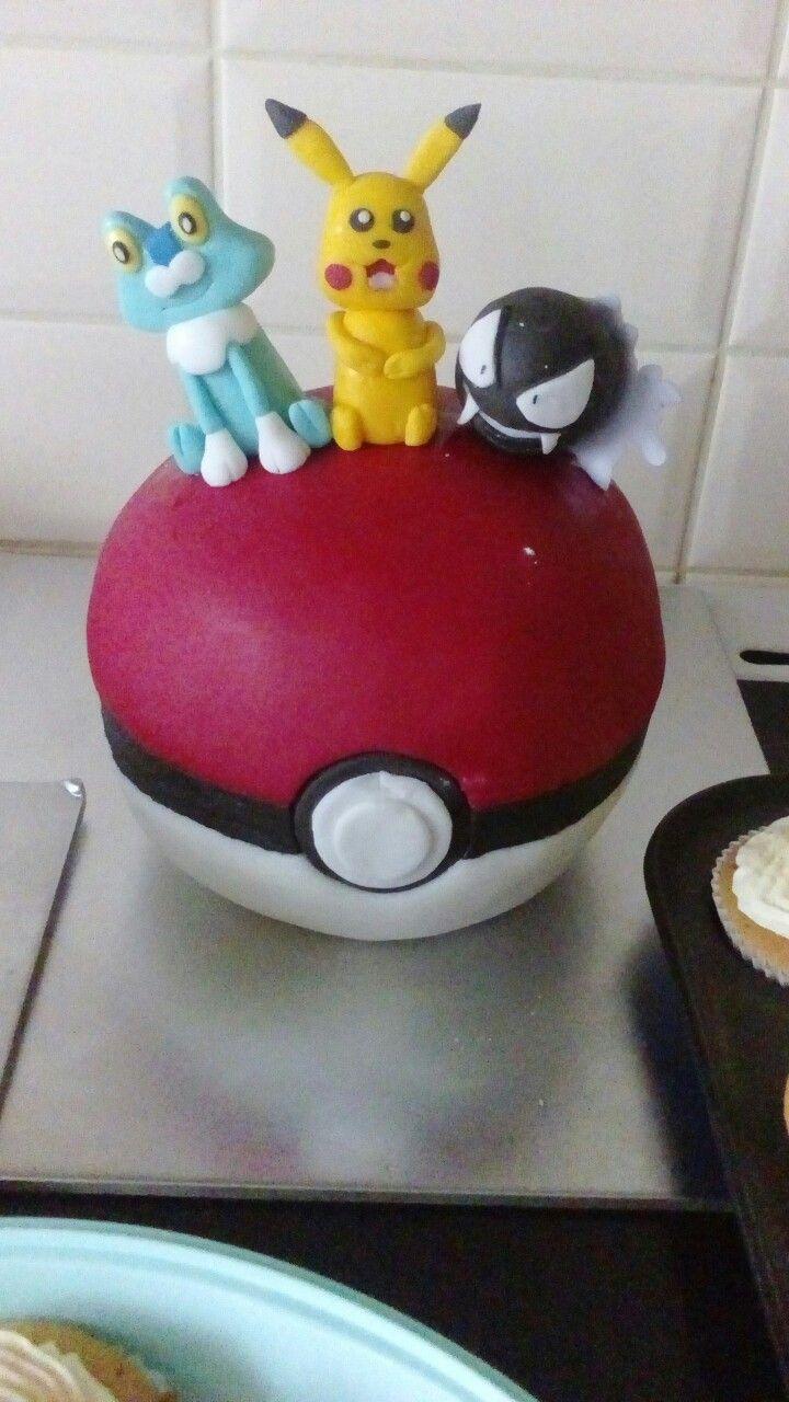 Pokemon cake!