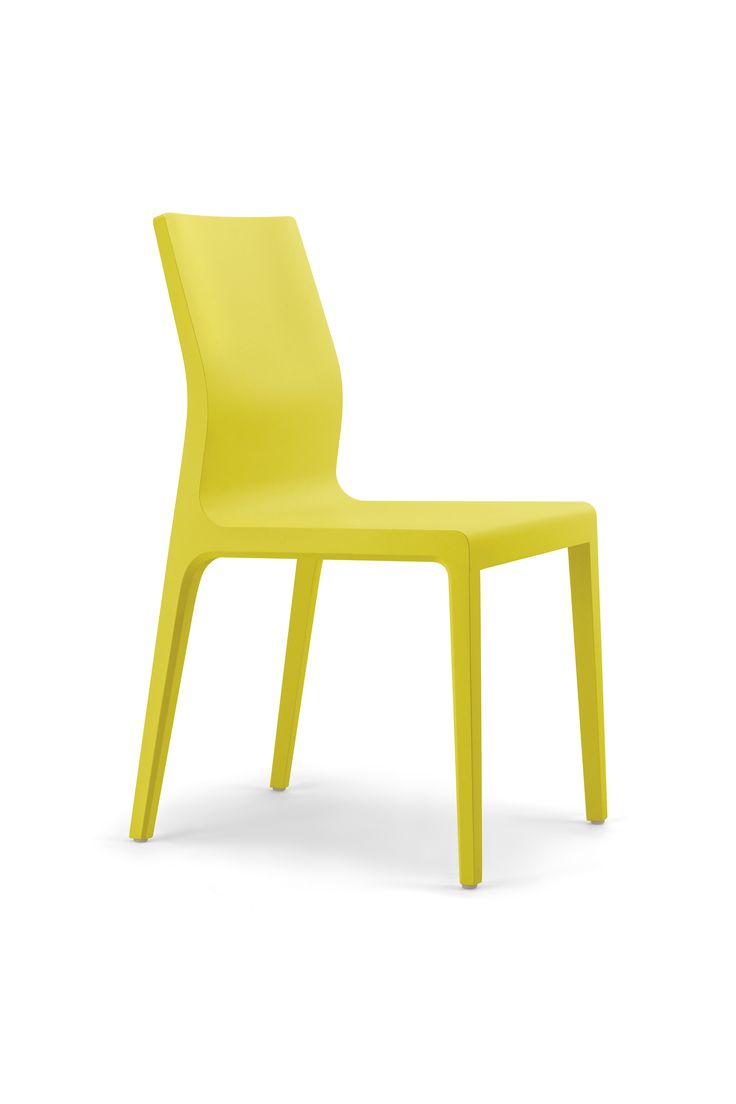 Chair Surf 2003 SE yellow, by Cizeta