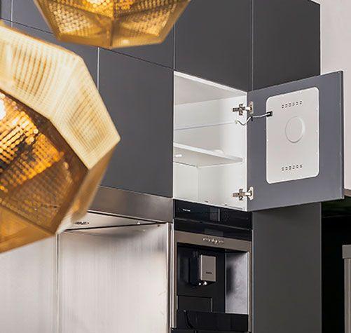 Högtalare till köket - MaestroKitchen™ 100 - högtalare för lucka/vägg  | Ballingslöv