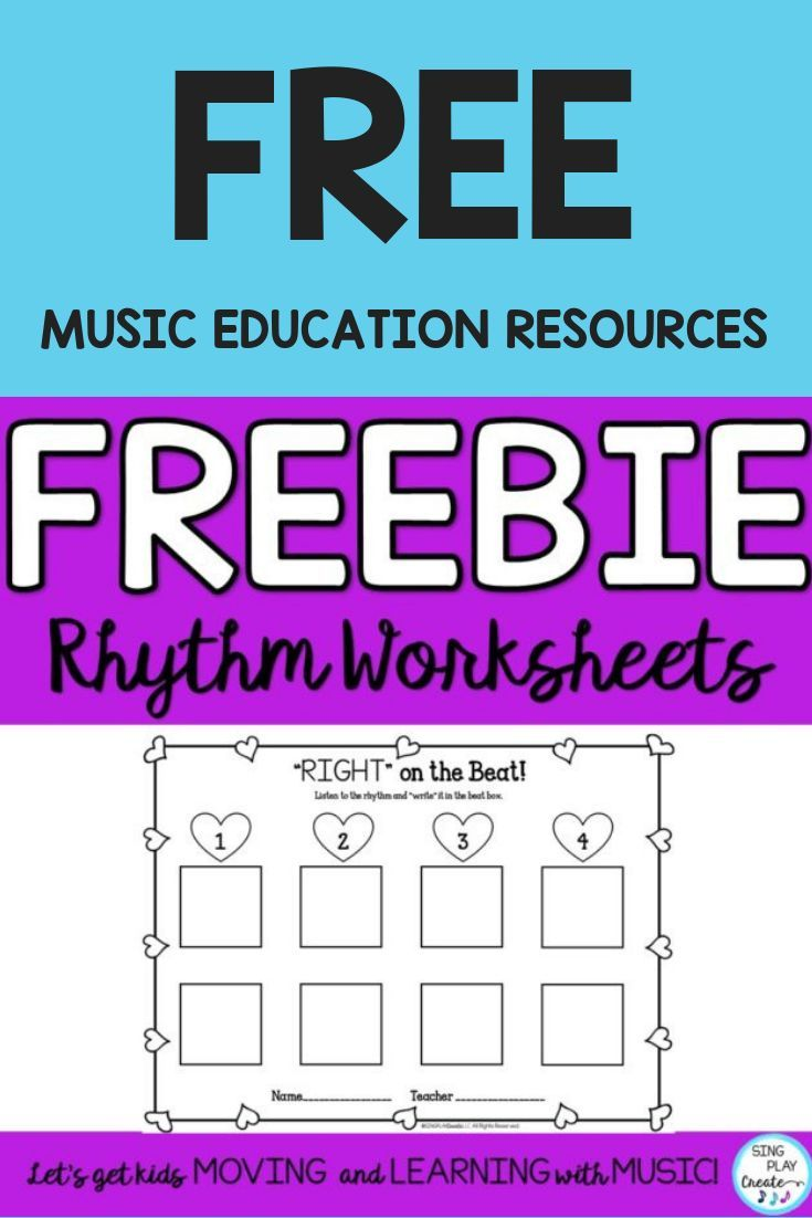 Free Rhythm Worksheets To Help Students Learn How To Put Rhythms In The Beat Composing An Music Education Resources Rhythm Worksheets Elementary Music Teacher [ 1102 x 735 Pixel ]