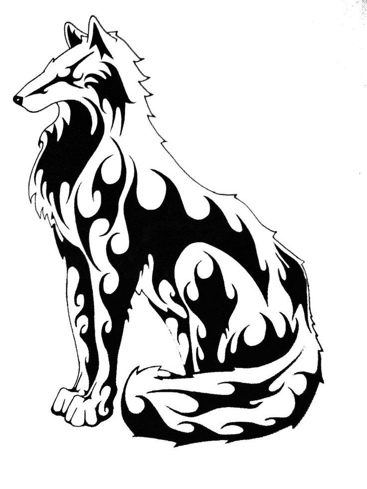 31 besten cool wolf tattoo designs bilder auf pinterest w lfe wolf tattoo design und wolf tattoos. Black Bedroom Furniture Sets. Home Design Ideas
