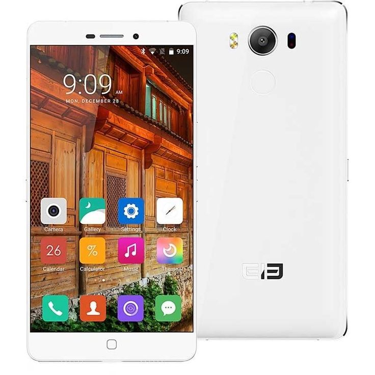 Elephone P9000 4G 32GB Dual SIM Smartphone 5,5 Zoll 4GB RAM 13 MPx Kamera 64 Bit