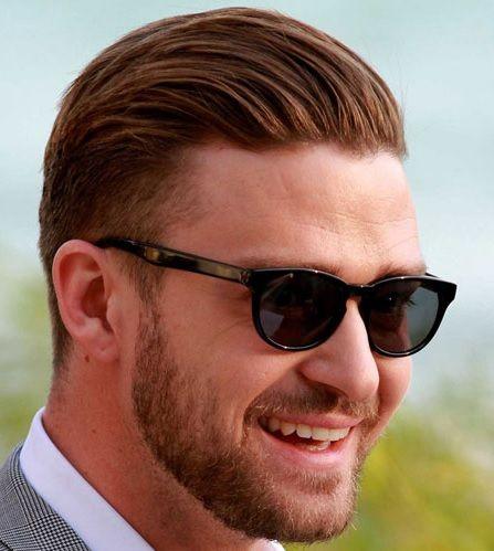 En seksi erkek saç modelleri - Justin Timberlake
