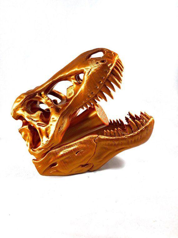 Jurassic World Bathroom T Rex Shower Head Dinosaur Skull Shower Heads Jurassic World 3d Printing