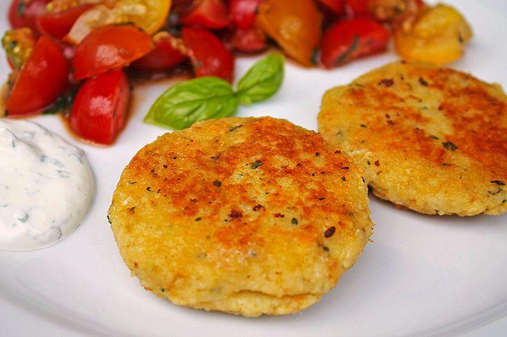 Couscous-Bratlinge mit Käse, ein schmackhaftes Rezept aus der Kategorie Braten. Bewertungen: 271. Durchschnitt: Ø 4,4.