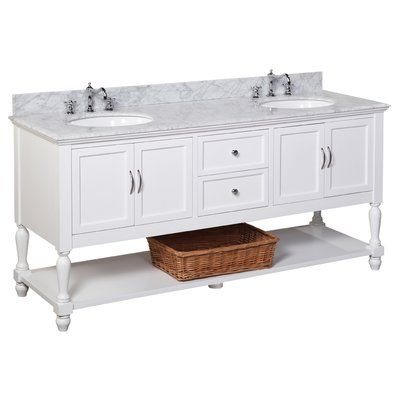 Perfect corralling your beauty essentials in the master suite or spa-worthy accents in the guest bath, this elegant vanity effortlessly completes any space.
