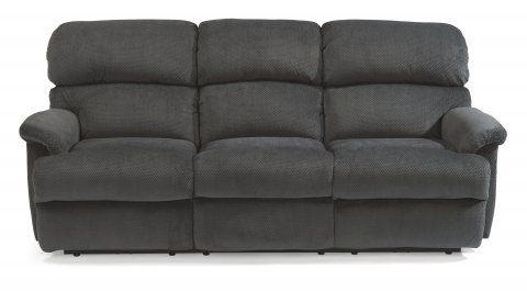 Chicago Fabric Reclining Sofa By Flexsteel Via Flexsteel