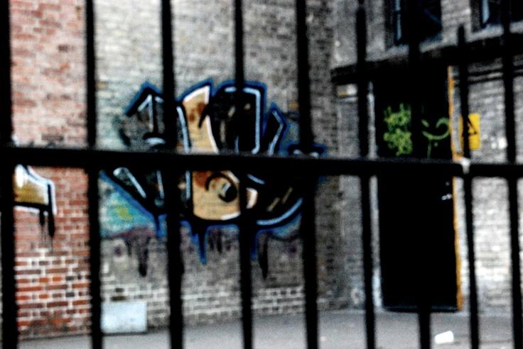 Graffiti in Odense, Denmark