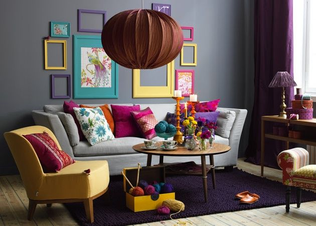 We may be in the midst of winter, but that doesn't mean we can't surround ourselves with home furnishings that make us feel like we're enjoying hotter climes. Here are a few ways to add sunshine to every room in your home using vibrant colours… A spectrum of shades, such as yellow, pink, blue, orange,...