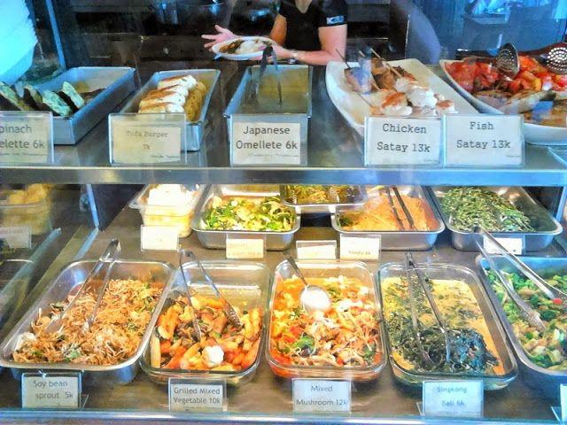 新・バリの素(もと): 美味しいインドネシア料理が食べたい!!バリ島スミニャックのレストラン、ワルン・カズ(Warung K...