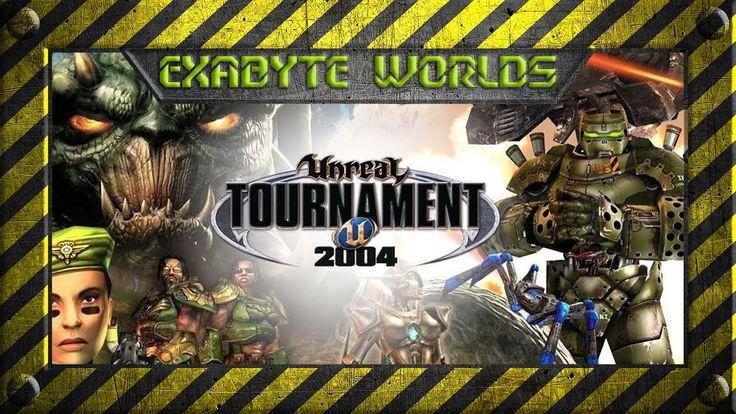 UNREAL TOURNAMENT 2004 #6 ЗАХВАТ ФЛАГА. ИГРАЕМ С ПОДПИСЧИКАМИ (1080р60, ...