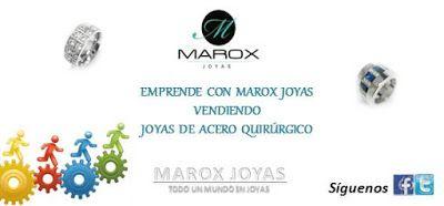 Marox Joyas:  SI QUIERES EMPRENDER CON NOSOTROS Y NECESITAS OBT...