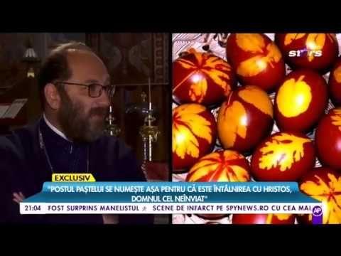 Părintele Constantin Necula: Interviu - Eu sunt rebel în Hristos - YouTube