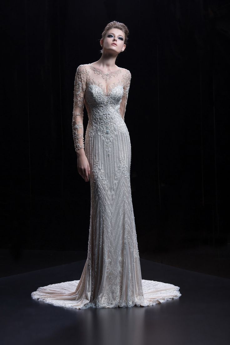 DP330 - Robe de mariée DEMETRIOS PLATINIUM 2017