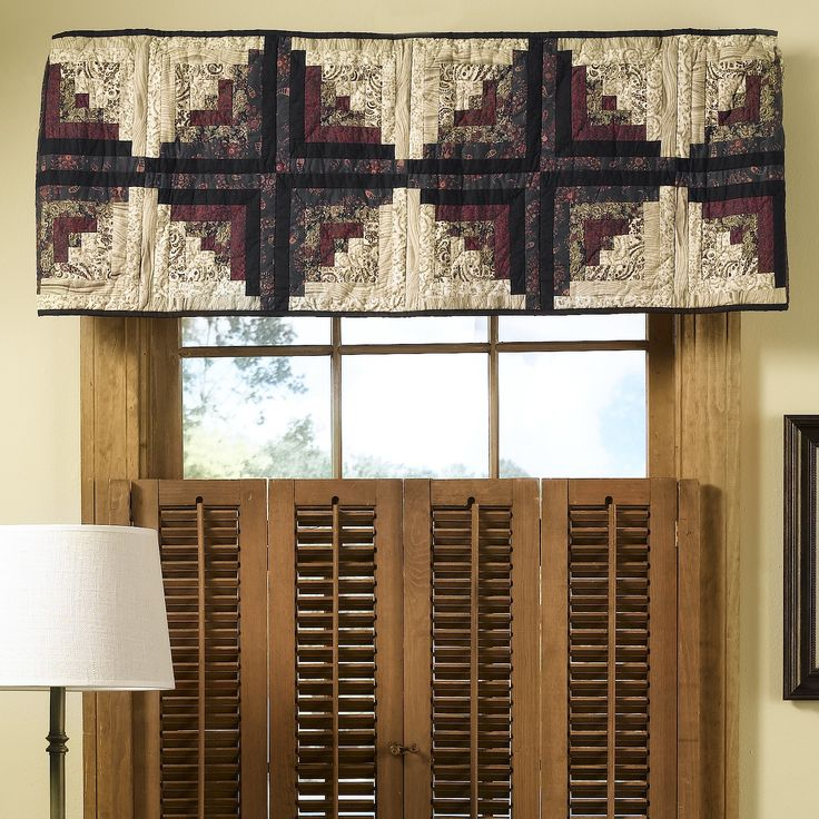 1000 images about window treatments on pinterest for Log cabin window treatments