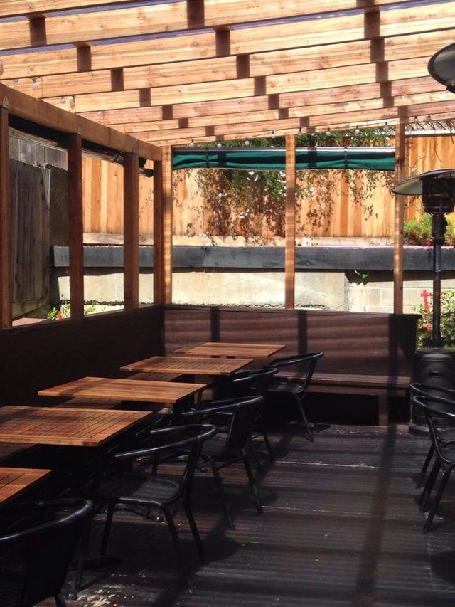 Best Outdoor Bars And Restaurants In The East Bay Oakland Berkeley Patios
