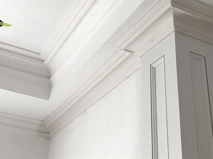 Crown moldings through the whole house !!!! customhometoronto.ca
