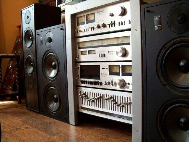 Yamaha Audio Speakers