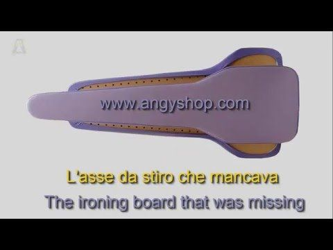 INTERNATIONAL PATENT FOR SALE - innovative ironing Board. http://www.angyshop.com Innovative Ironing Board. International Industrial Patent FOR SALE or License. Contact me Lopez Angela Teresa info@angyshop.com