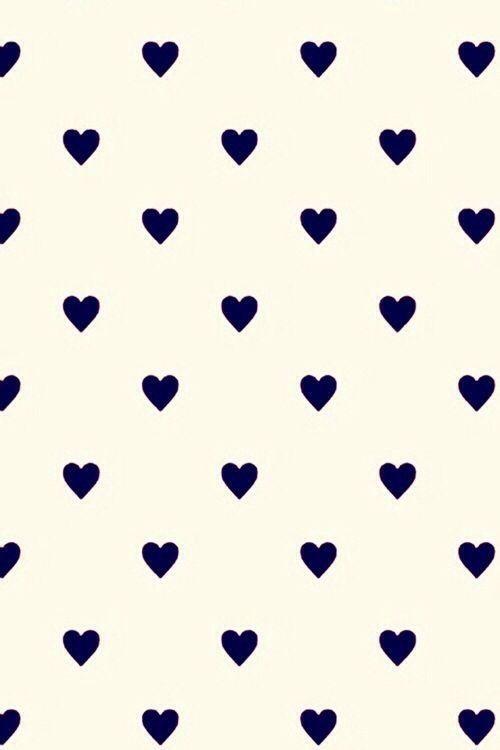 cute heart pattern wallpaper - photo #28