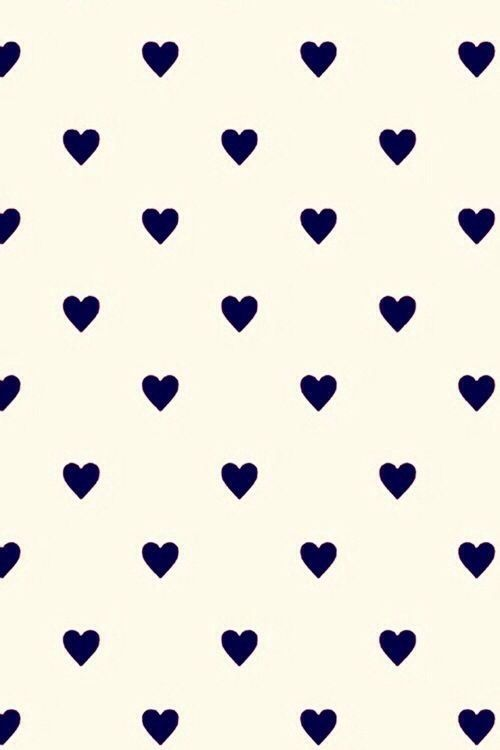 wallpaper rain blue hearts - photo #27