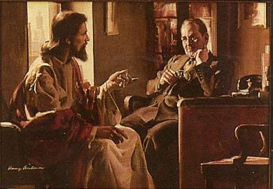 The Counselor/The Word of God   Christian Art   Pinterest   Harry anderson and Christian art