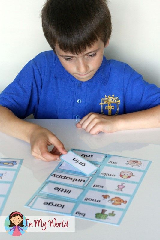 49 best images about FREE Synonyms/Antonyms Printables on ...