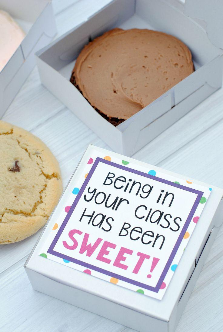 Teacher Appreciation-Sweet Gift Idea