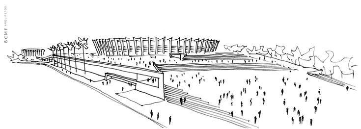 Gallery of Mineirão Stadium / BCMF Arquitetos - 42