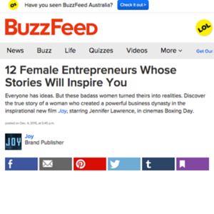 BuzzFeed media