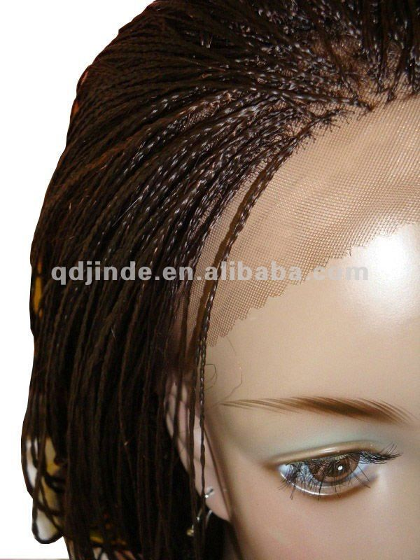 cheap braided wigs braided wigs for black women micro braided lace wigs 3312