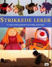 Book - Strikkede Leker