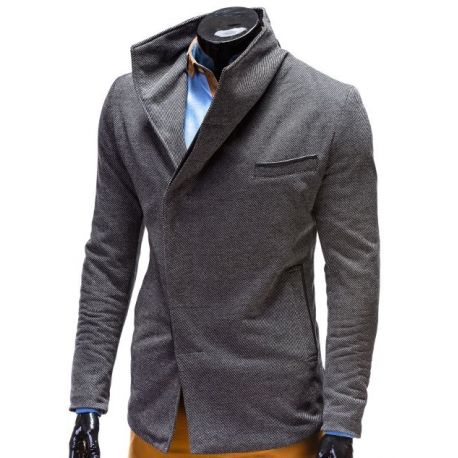 Design collar pea-coat for the good looking business days. Spice up your cupboard!