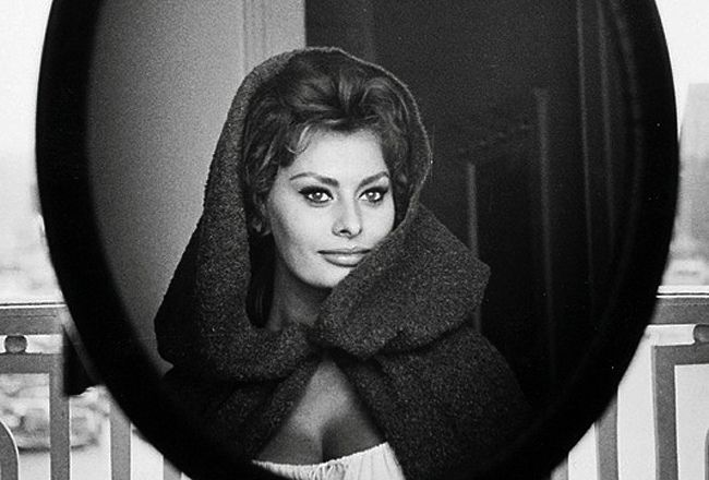 Sophia Loren by Mario De Biasi