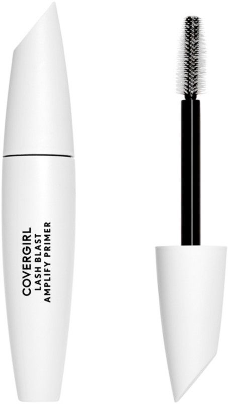 a91e6671592 Apply this creamy, lightweight primer for an instant lash boost!  CoverGirl's Lash Blast Amplify