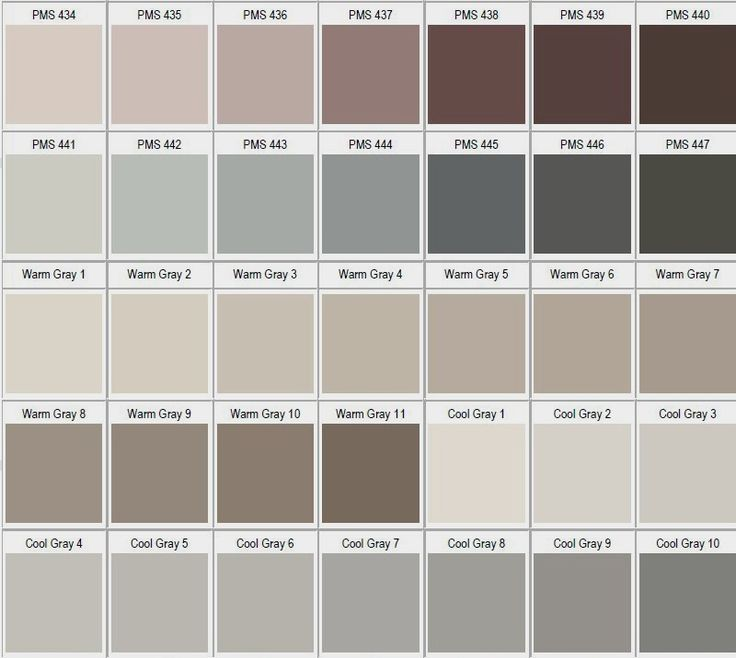 1000 images about pantone on pinterest pantone color for Paleta de colores grises para paredes