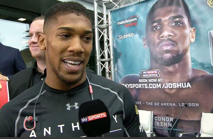 "Anthony Joshua says Dominic Breazeale's dreams will be crushed when the challenger enters his O2 ""jungle"" on Saturday."