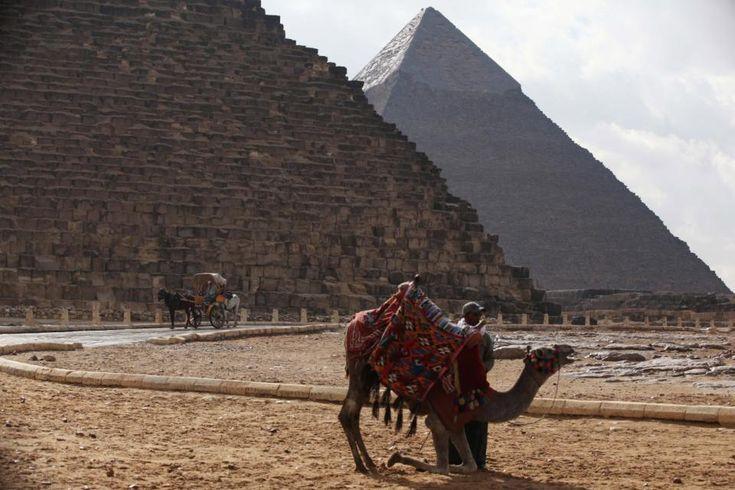 Misteri Cara Pembuatan Piramida Mesir Kuno Terpecahkan | Hasim's Space