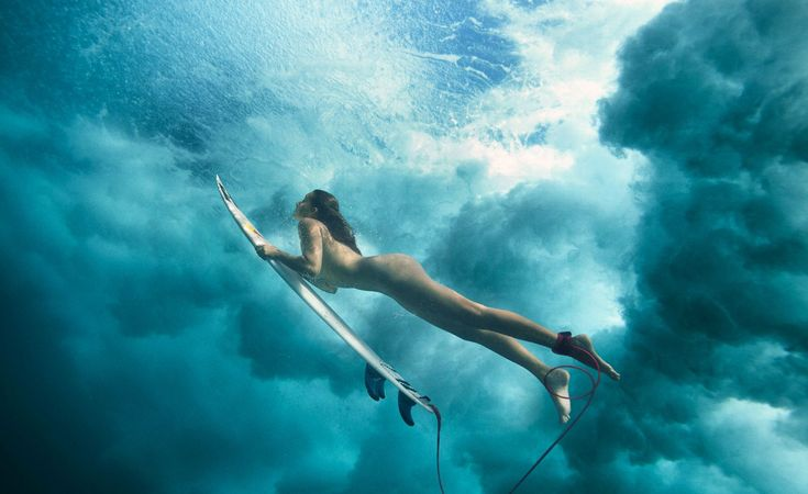 Maya Gabeira - ESPN: The Body Issue 2012
