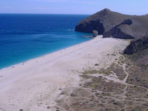 Parque Natural Cabo de Gata-Nijar, Spain