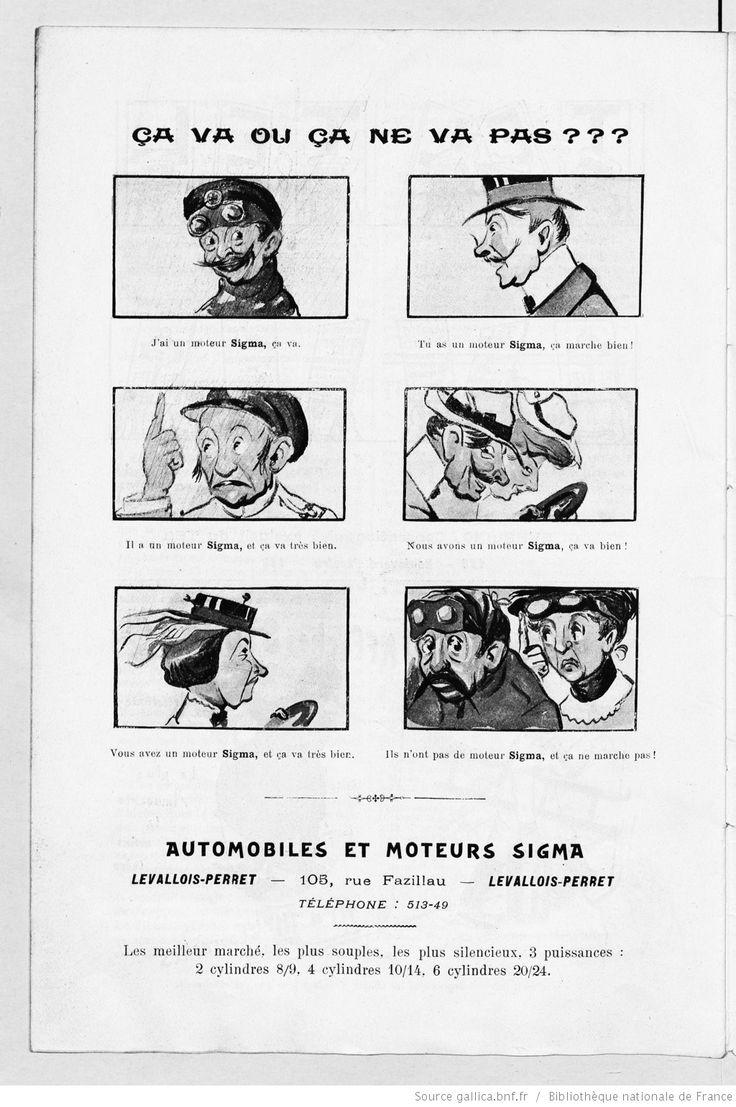 Le Monde automobile : revue mondaine littéraire, humoristique, technique / directeur-fondateur André Triou ; administrateur G. Stora | 1907-04-27 | Gallica