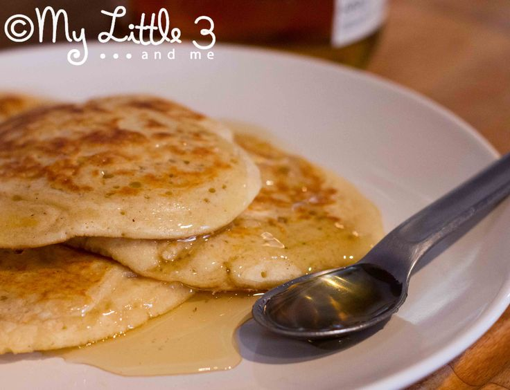In The Kitchen With Nigella - American Pancakes